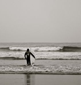 Into the Surf