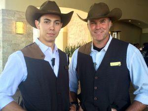 Cowboy Welcome
